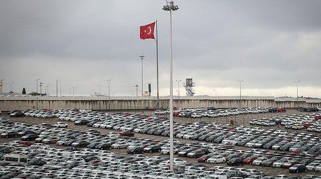 Türkiye`de üretilen araçlar Avrupa sokaklarında
