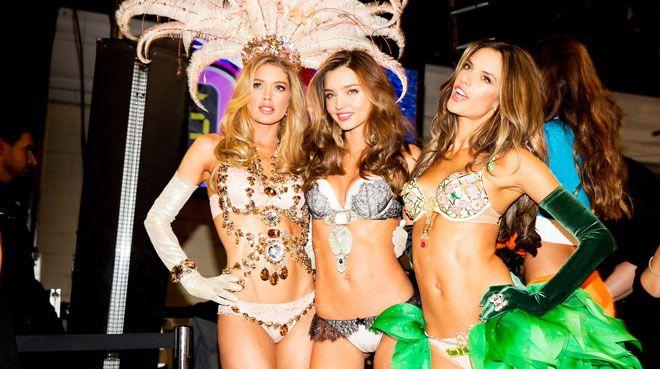 Victoria`s Secret meleklerine tepki!