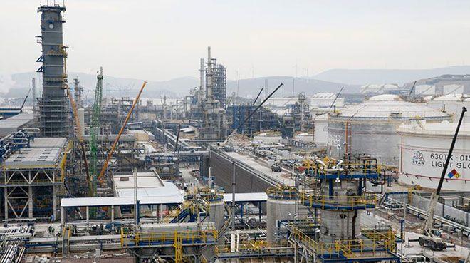Petkim'in üretimi yılın ilk çeyreğinde arttı