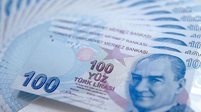 Hazine yaklaşık 8,7 milyar lira borçlandı