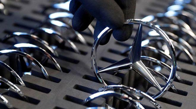 Çinli BAIC Group, Daimler`den hisse aldı