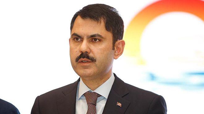 Bakan Kurum`dan `Türkiye`ye yatırım` çağrısı