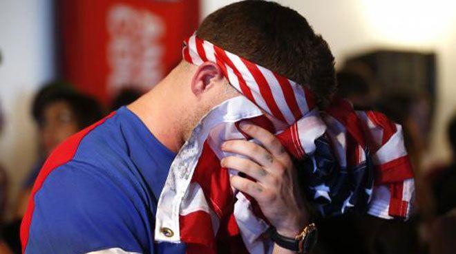ABD`de b�y�mede k�t� s�rpriz!