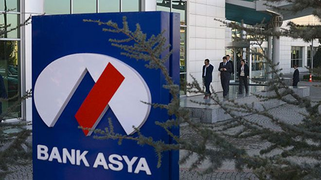 Bank Asya 80 �ube kapatt�