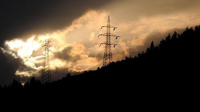 Türkiye`nin elektrik tüketimi arttı