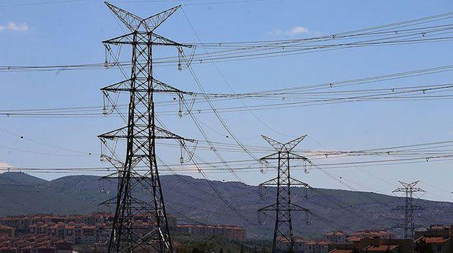 Türkiye`nin elektrik tüketimi azaldı