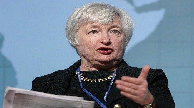 Yellen faiz oranlar�n� kademeli olarak art�racak
