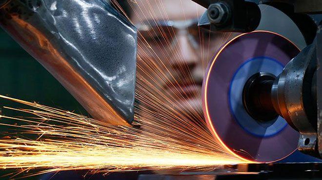 ABD`de imalat sanayi PMI 6 ayın en yükseğinde