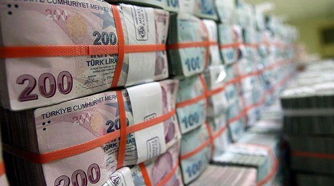 Hazine 11 milyar lira borçlandı