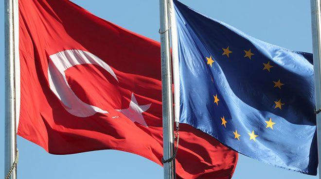 AB`den Türkiye`deki sığınmacılara destek