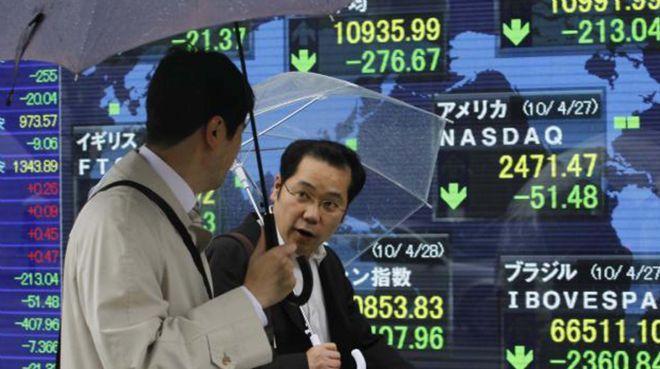 Asya borsalarında negatif bir seyir izlendi