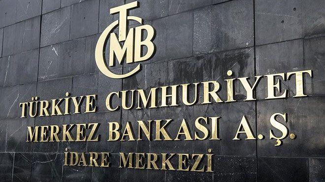 Merkez Bankası rezervleri geriledi