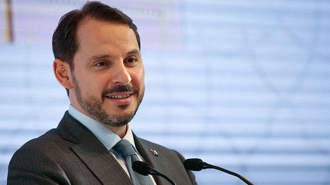 Bakan Albayrak`tan İVME Finansman Paketi açıklaması