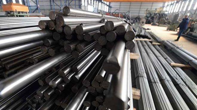 Ocakta ham çelik üretimi arttı