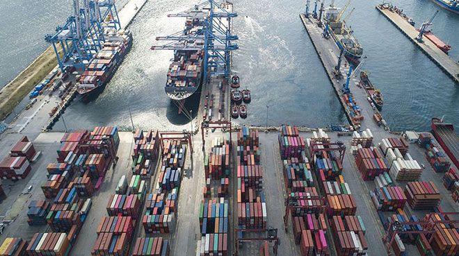 AB ülkelerine gemi ve yat ihracatı arttı