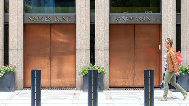 Norveç Merkez Bankası faiz oranını indirdi