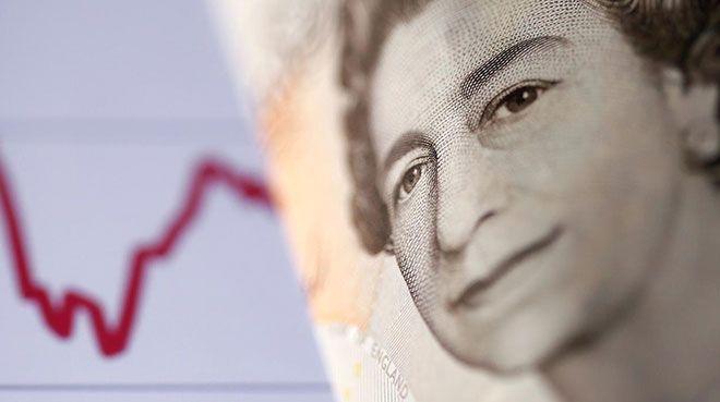 Sterlin, BoE faiz kararı öncesi düşüşte