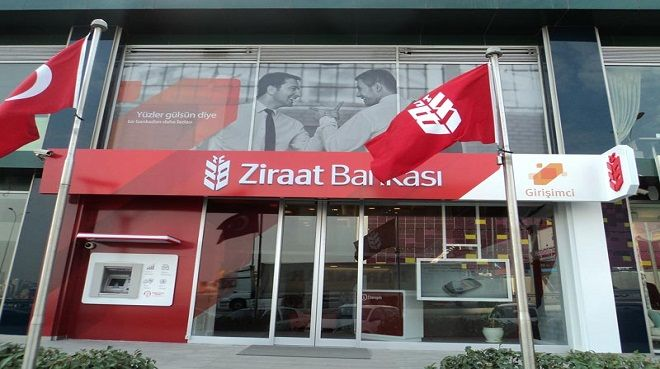Ziraat Bankas�, Bosna Hersek`te ilk 3`� hedefliyor