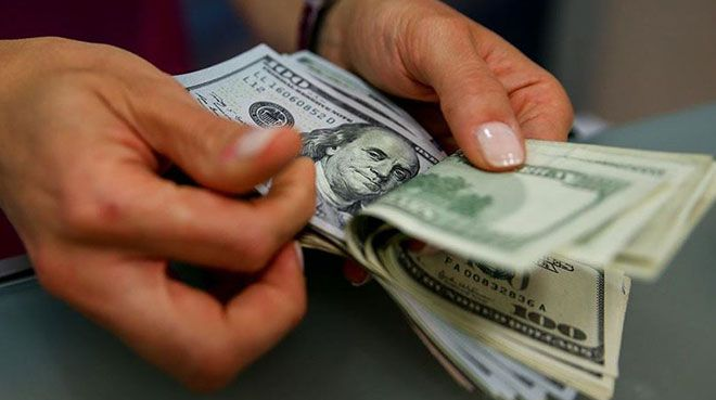 Yabancılar 63,9 milyon dolarlık hisse senedi aldı