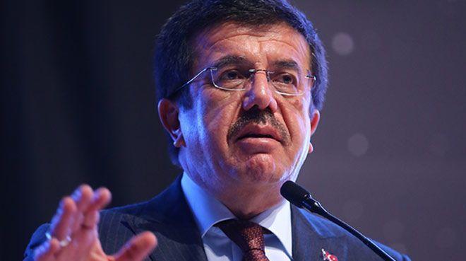 Zeybekci: Spekülatörler Türkiye'yi kurla ilgili etkilemeye çalışıyor