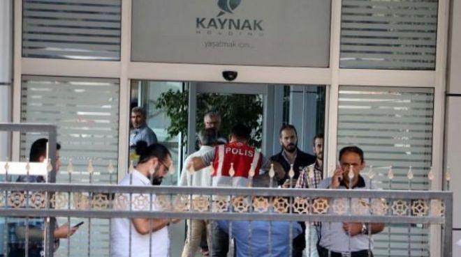Kaynak Holding`in 12 �irketinde arama!