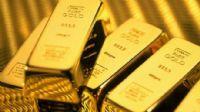 Altın, 2018`in en düşük seviyesine geriledi