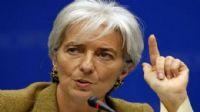IMF Ba�kanl��� i�in Lagarde tek aday!